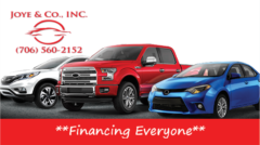 Joye And Company Auto Sales